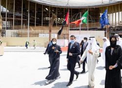 Expo Dubai: a un mese dal via il Padiglione Italia svela programma eventi, percorso espositivo e APP