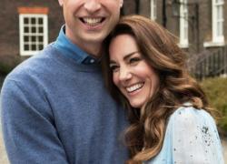 William e Kate festeggiano 10 anni di matrimonio