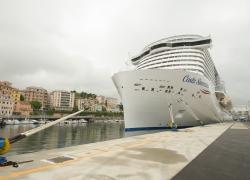 Costa Crociere riparte domani 1° maggio da Savona con l'ammiraglia Costa Smeralda