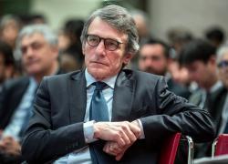 """Sassoli: """"Russia e Putin cercano nemici in Europa per placare i disagi interni"""""""
