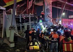 Città del Messico, crolla ponte al passaggio della metropolitana: 20 morti e decine di feriti. IL VIDEO