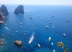 Isole covid free, De Luca annuncia: 'Capri è immunizzata'