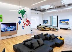 Lamborghini, una nuova VIP Lounge a New York