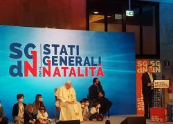 Natalità, Papa Francesco e il premier Draghi aprono gli Stati Generali