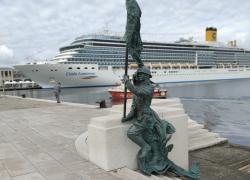 Costa Crociere, la ripartenza da Trieste. Il Direttore Generale Zanetti: 'Importante impatto sull'economia'