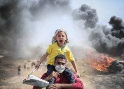Gaza e Israele, il conflitto prosegue anche oggi: colpite basi israeliane