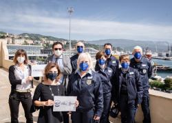 Costa Crociere Foundation dona beni alimentari per emergenza Covid in Liguria