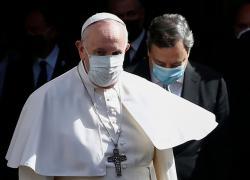 "Tregua Israele e Palestina, Papa Francesco: ""Ora seguire la via del dialogo"""