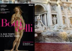 """Anomalie in mostra: """"Botticelli il suo tempo e il nostro tempo"""" al Mart di Rovereto"""