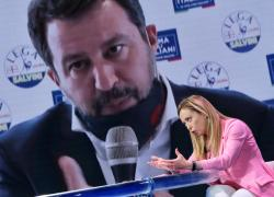 Sondaggi politici Swg oggi, continua il testa a testa tra Meloni e Salvini