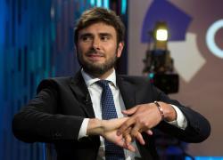"""Di Battista e suo partito: """"Non so. Rientrare nel M5s? Sì, ma a una condizione"""""""