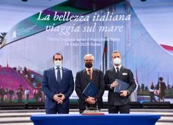 Costa Crociere sponsor del Padiglione Italia a Expo 2020 Dubai