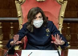 """Minacce di morta a Elisabetta Casellati, la denuncia: """"Escalation di odio"""""""