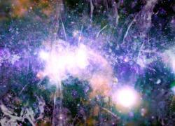 Nasa, l'incredibile immagine che immortala il centro della Via Lattea