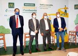 McDonald's, insieme a FISE Assoambiente e Utilitalia  lancia 'Le Giornate insieme a te per l'ambiente'