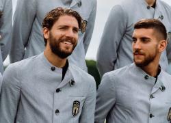 Europei 2021, la Nazionale Italiana veste Giorgio Armani