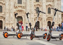 Helbiz primo partner di micromobilità green al MIMO: corse gratuite per i visitatori che si iscrivono al servizio