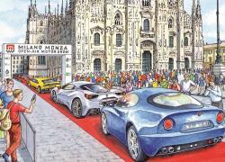 """MIMO 2021, un inno alla mobilità di oggi e di domani. Levy: """"Riparte l'automotive e con lui l'Italia"""""""