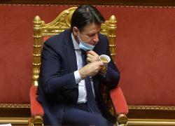 """Governo Draghi, Conte e la frecciata a Renzi: """"Io e il Movimento saremo leali"""""""