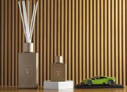 Lamborghini e Culti lanciano il primo progetto di branding olfattivo