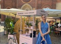 """Chiara Ferragni e il nuovo Nespresso Temporary Café: """"Serve una rivoluzione femminile"""""""