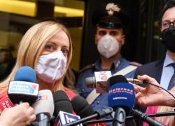 """Vaccino Covid, Giorgia Meloni: """"Ho prenotato ma non faccio AstraZeneca"""""""