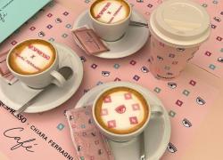 Chiara Ferragni e Nespresso Bar: quanto costa un caffè. Prezzo incredibile
