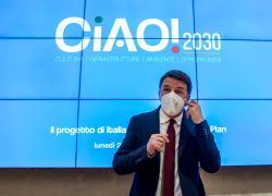 """M5s, Renzi attacca Conte: """"Solo frasi fatte perché orami sono finiti"""""""