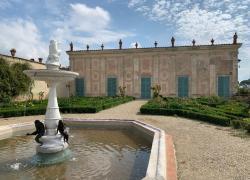 Giardino di Boboli, completato il restauro della fontana della scimmie