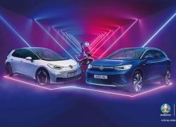 Volkswagen è Official Mobility Partner di UEFA EURO 2020