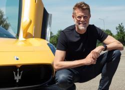 Klaus Busse è 'Design Hero' agli Autocar Awards 2021