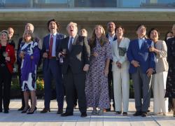 G7, via all'ultimo giorno di vertice:impegni 'rigorosi' sul clima