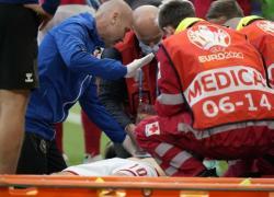 Christian Eriksen come sta: le condizioni del calciatore dopo il malore in campo