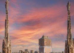 Torre Velasca Ouverture: il saluto a Milano sulle note dell'Accademia Teatro alla Scala