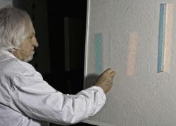 """Elio Marchegiani, inaugura a Portofino la mostra  """"Quando l'uomo sapiens non prendeva ancora granchi"""""""