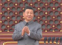 """Cina, Xi Jinping: """"Non permetteremo a nessuna forza straniera di opprimerci"""""""