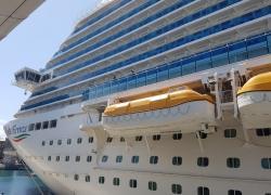 Costa Crociere presenta Costa Firenze, la fotogallery della nave ispirata alla bellezza del Rinascimento