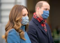 """Kate Middleton in isolamento per contatto Covid: """"Molto triste"""""""