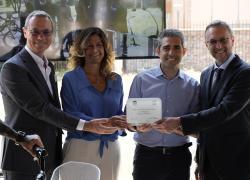 ANCMA : dona alla città di Parma 30 biciclette