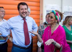 """Ddl Zan, Salvini: """"Se sarà bocciato è perché la sinistra ha voluto così"""""""