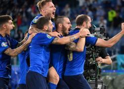 Ascolti tv 11 luglio 2021, finale Euro 2020 col botto: gli italiani pazzi per l'Italia