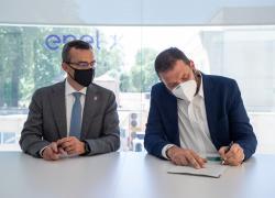 Renault Trucks Italia ed Enel X insieme per la diffusione della mobilità elettrica in italia