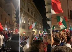 Italia-Inghilterra rischio Covid per gli assembramenti? Il parere degli esperti