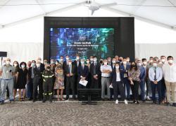 Snam inaugura il primo TecHub: la rete del futuro parte da Bologna