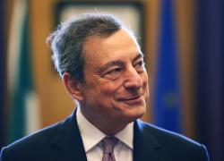 "Europei, Draghi celebra gli Azzurri: ""Italia centro d'Europa"""