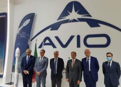 EXPO 2020, il futuro post Covid parte dallo spazio: Avio protagonista del padiglione Italia