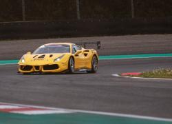 """T-MD, Philippe Robert: """"Guida esclusiva con la Ferrari 488 Challenge"""""""