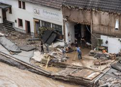 Alluvione in Germania oggi: nuova frana in Vestfalia, 1300 dispersi