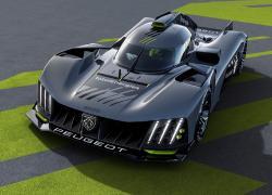 Peugeot 9X8 Hypercar: il leone torna a ruggire nell'Endurance