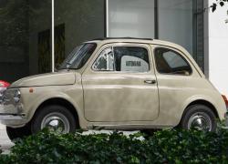 """Fiat 500 presente ad """"Automania"""", la nuova mostra del Museum of Modern Art di New York"""